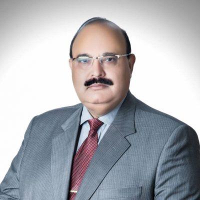 1. Mr. Kaukab Iqbal Founder & Chairman